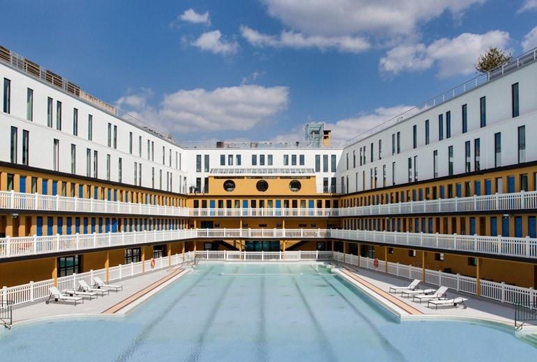 Un tuffo a Parigi: il Molitor Hotel