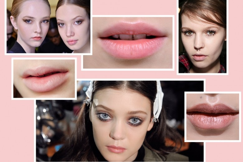 Trucco labbra con rossetto rosa: la tendenza dell'Autunno-Inverno