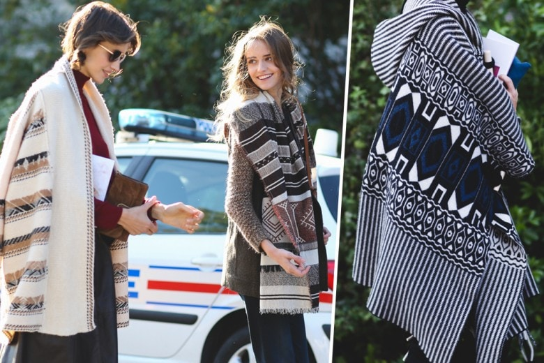 La maglia etnica, trend dallo street style