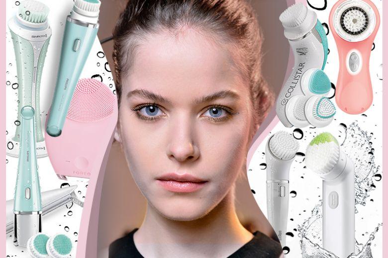 Pulizia del viso professionale a casa: i beauty tool tecnologici