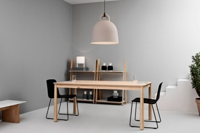 dining tables contemporary wood solid 4397 7265717