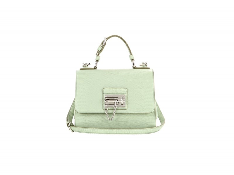 dolce & gabbana borsa verde