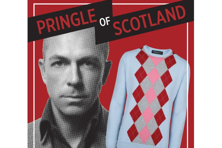 Pringle of Scotland presenta Deconstructed