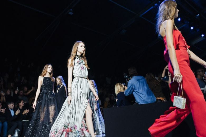 Elie Saab la collezione per la Primavera-Estate 2016