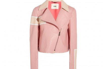 fendi-giacca-pelle-rosa