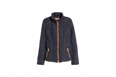 giacca trapuntata hm