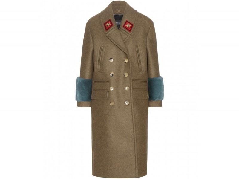 gucci cappotto