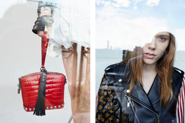 Louis Vuitton: il lookbook per la Primavera-Estate 2016