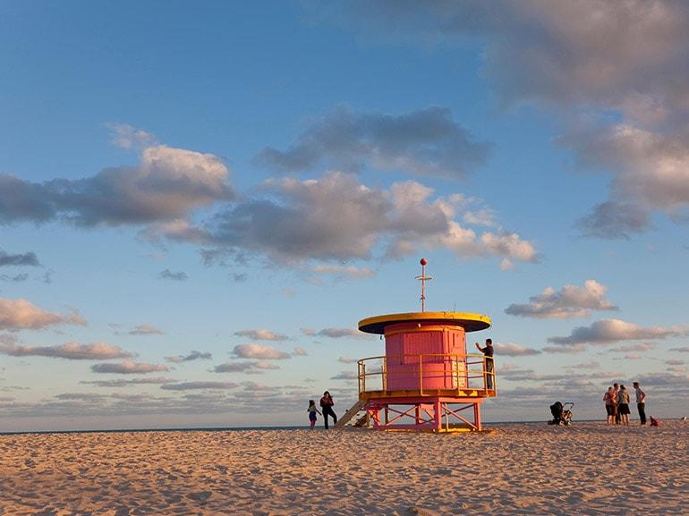 miami torretta spiaggia