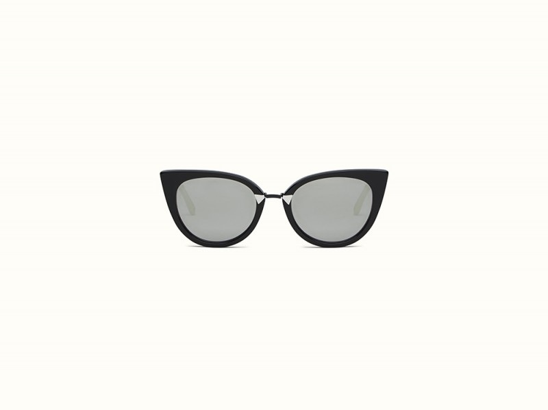 occhiali cat eye fendi