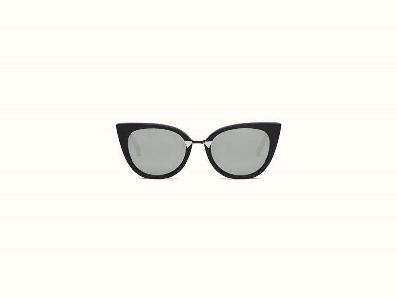 occhiali cat eye fendi