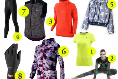 outfit running invernale correre con stile