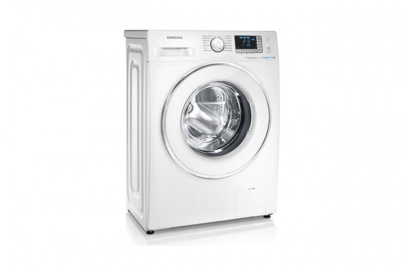Samsung WF60F4E5W2W. Soli 40 Cm Di Profondità In Classe Energetica A++ E 6  Kg Di Carico Per La Lavatrice Slim Di Samsung