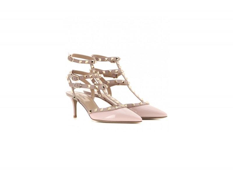 scarpe cipria valentino