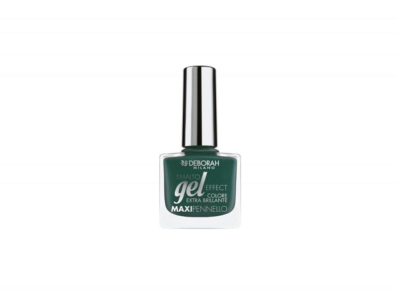smalti-unghie-colori-autunno-2015-Deborah-Smalto-Gel-Effect-60-Dusty-Green