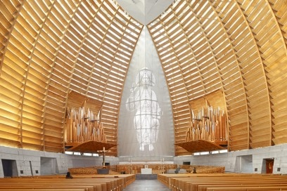SOM's Cathedral of Christ