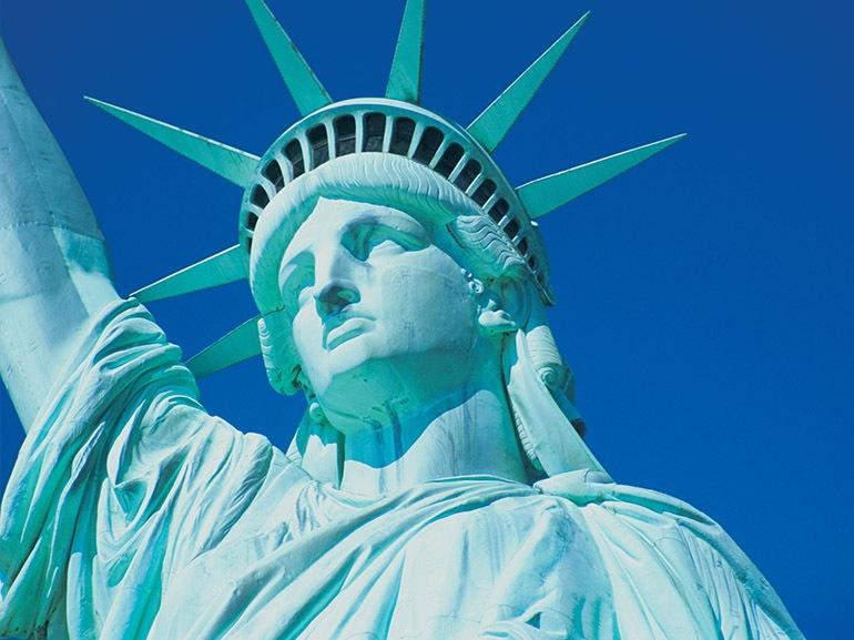 statua liberta new york