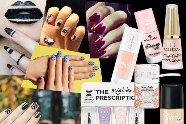 Nail art: è il momento della Negative Space manicure