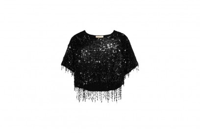 top paillettes michael michael kors