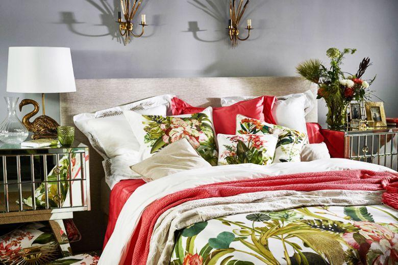 """Zara Home e lo stile """"tropical"""" in chiave autunnale"""