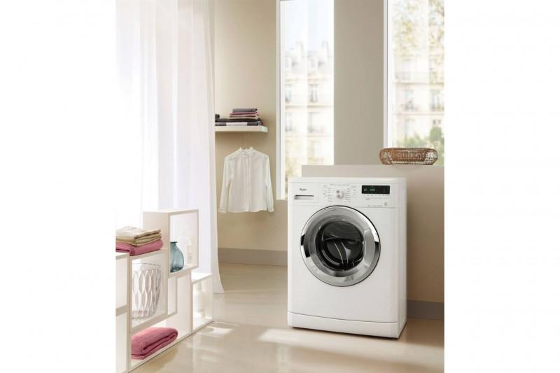 Bagno piccolo scegliete una lavatrice salvaspazio - Profondita lavatrice ...