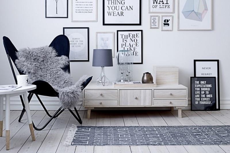 come arredare la casa in stile scandinavo - grazia.it - Arredamento Stile Nordico