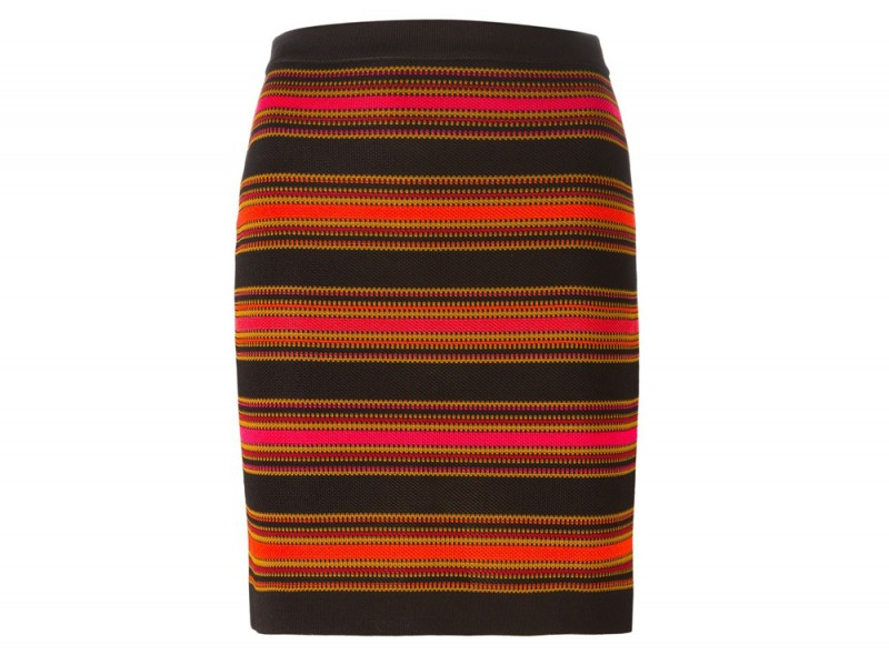 BALMAIN–striped-skirt_FF