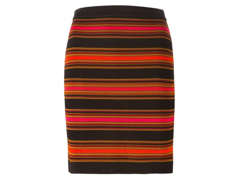 BALMAIN–striped-skirt_FF