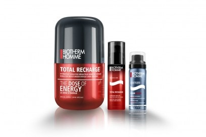 Biotherm Homme Duo Kit Total Recharge The Dose