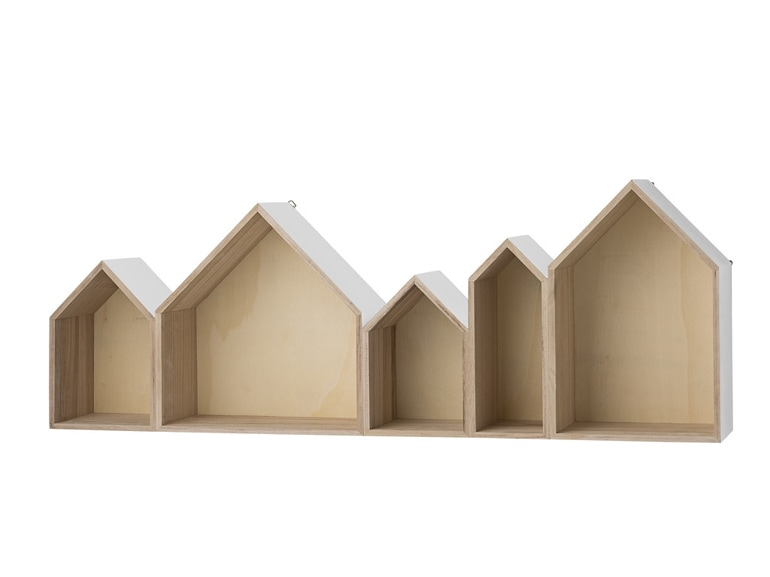 Bloomingville house shelf