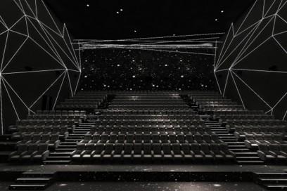 Chengdu IFC Cinema di AS-Design