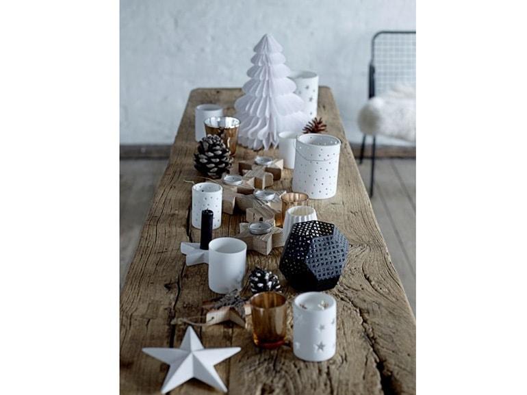 Decorazioni natalizie di Blomingville