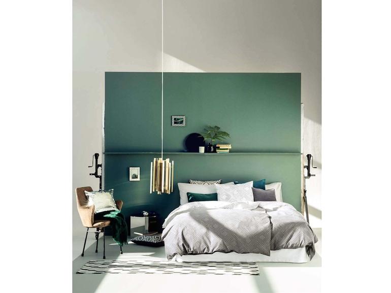 Dennis Valencia per H&M Home in verde