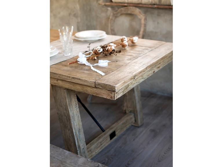 Dettagli delicati sulla tavola invernale, Blanc Mariclò