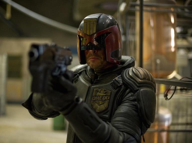 Dredd, 2012