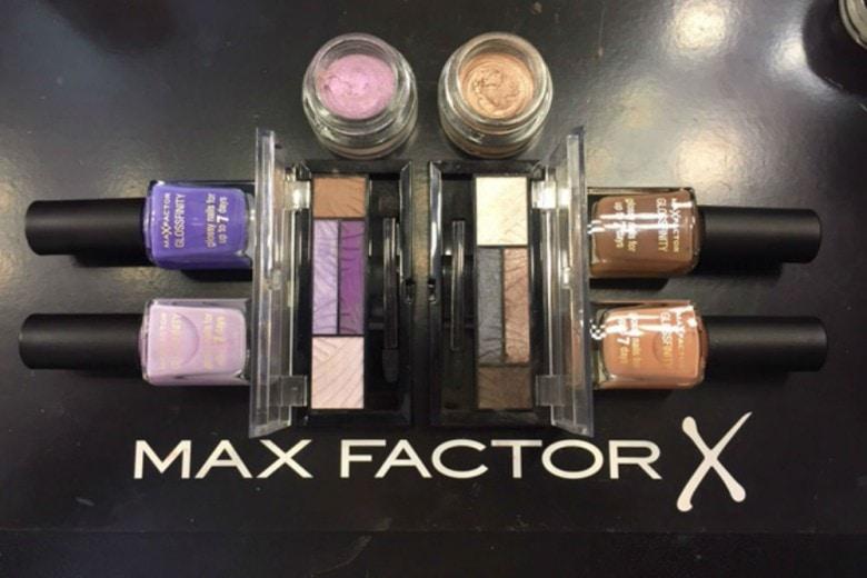 X Factor 9: un serata nel backstage con i make up artist di Max Factor