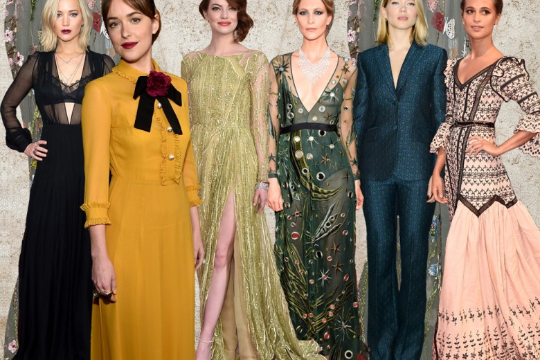 Le 25 star best dressed del 2015