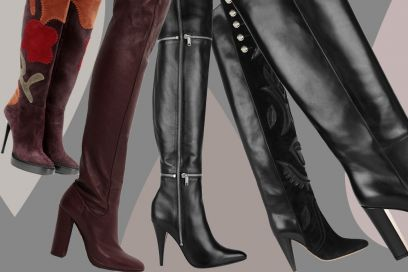 Stivali alti: i modelli per l'Autunno-Inverno 2015/16