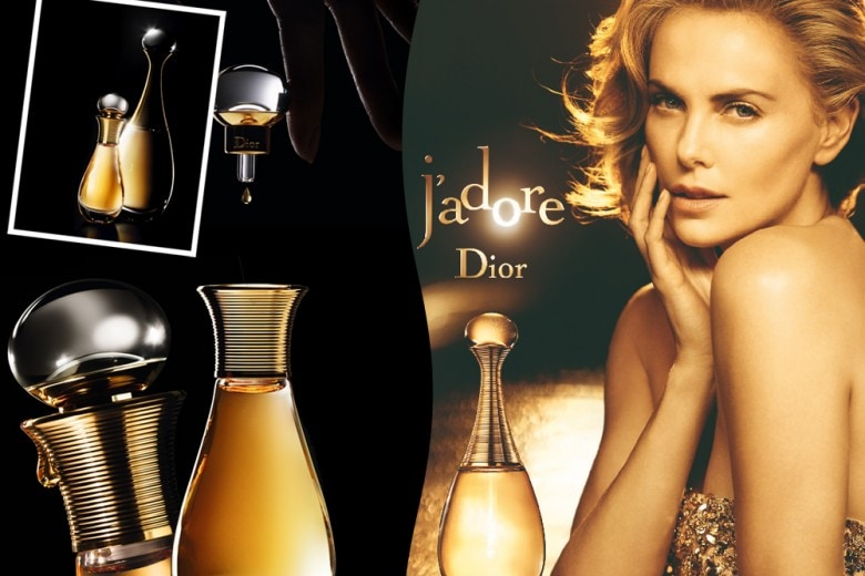 J'adore Touche de Parfum: quando il profumo è creato a propria immagine
