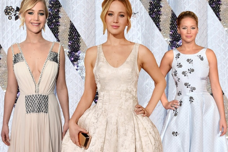 Jennifer Lawrence: i look più belli