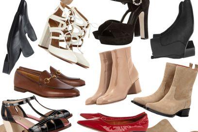10 scarpe da acquistare per il 2016