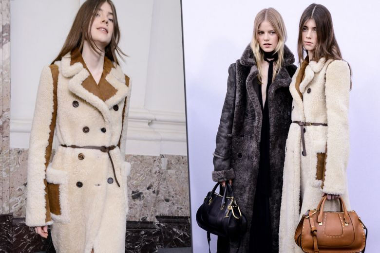 Shopping: shearling, che stile!