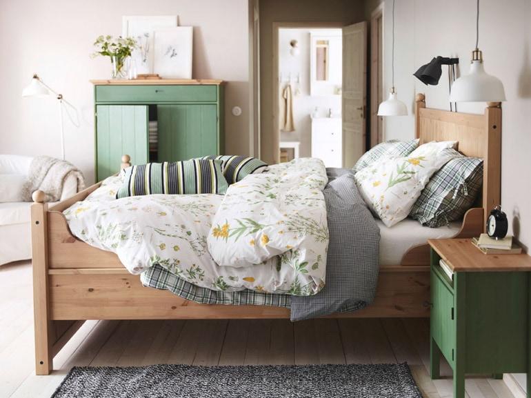 Elementi verdi con Ikea