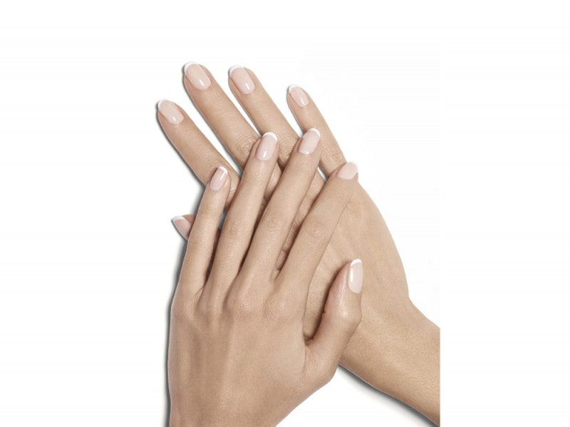 French Manicure – Nailart anni 70
