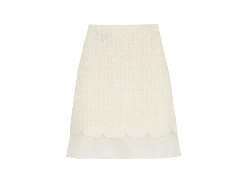 GIAMBATTISTA-VALLI-Silk-organza-trimmed-boucle-mini-skirt_NET
