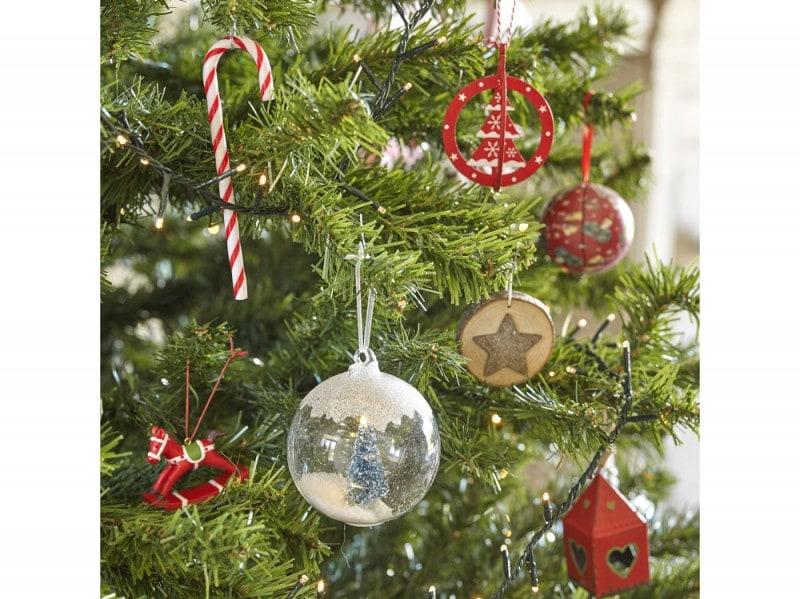 Gli addobbi del Natale Tradizione