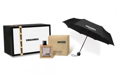 He-Wood-Umbrella-Black&White-Set