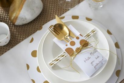 I dettagli del Natale luxury