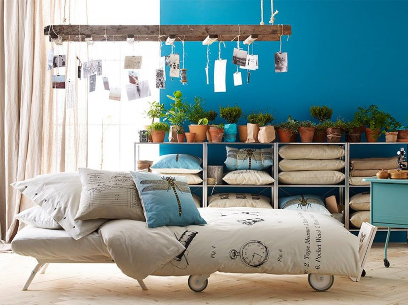 divano letto ikea tutti i modelli pi belli dal catalogo 2016. Black Bedroom Furniture Sets. Home Design Ideas