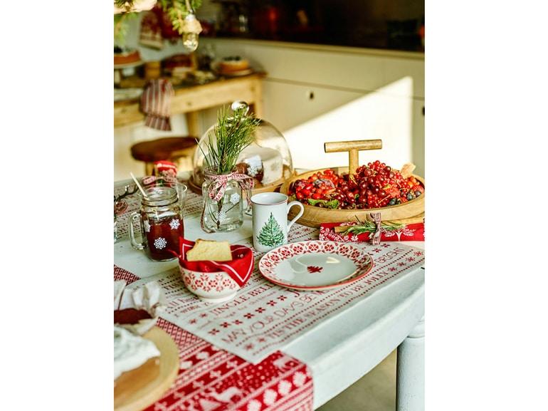 Il Natale è rosso con Zara Home